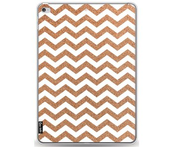 Copper Chevron - Apple iPad Air 2