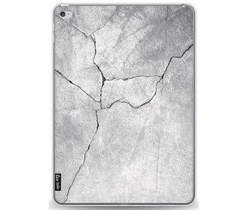 Cracked Concrete - Apple iPad Air 2