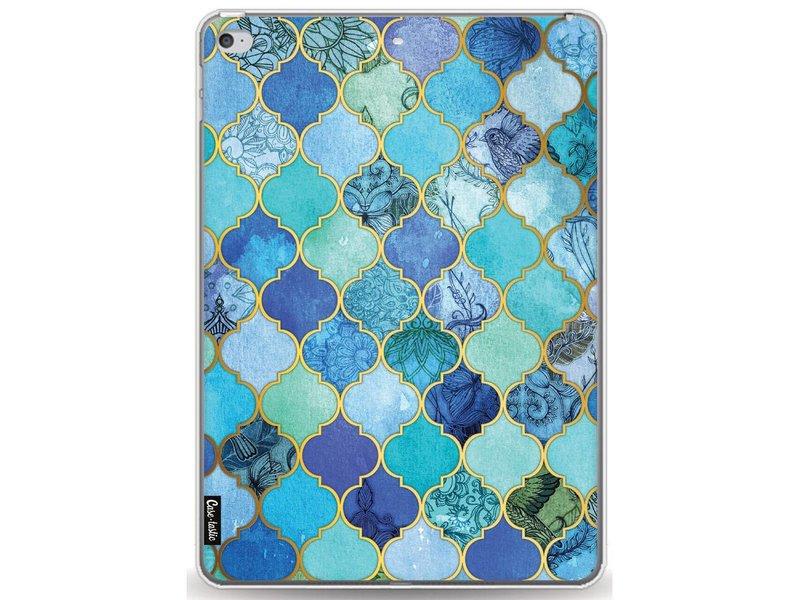 Casetastic Softcover Apple iPad Air 2 - Aqua Moroccan Tiles