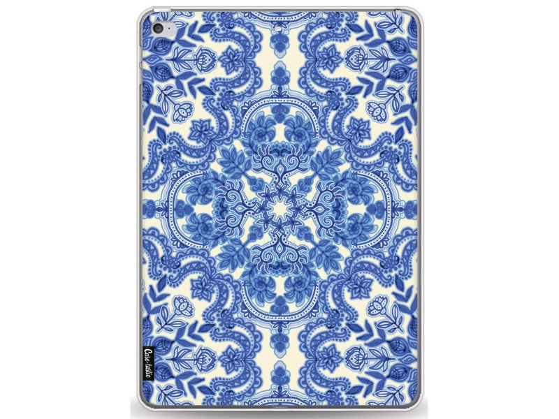 Casetastic Softcover Apple iPad Air 2 - Blue White Folk Art