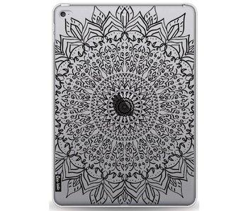 Black Mandala - Apple iPad Air 2