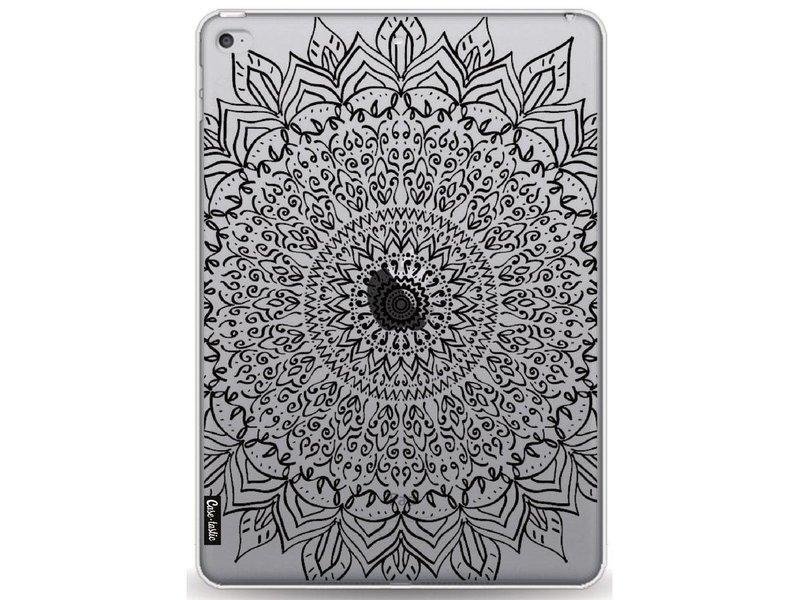 Casetastic Softcover Apple iPad Air 2 - Black Mandala
