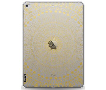Gold Mandala - Apple iPad Air 2