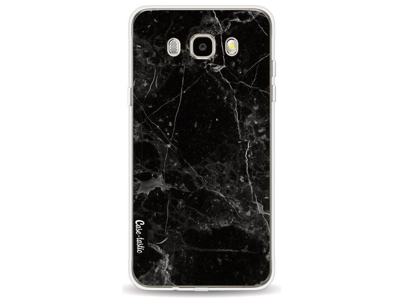 Casetastic Softcover Samsung Galaxy J5 (2016) - Black Marble