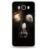 Casetastic Softcover Samsung Galaxy J5 (2016) - Cave Skull