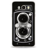 Casetastic Softcover Samsung Galaxy J5 (2016) - Camera Retro Lens
