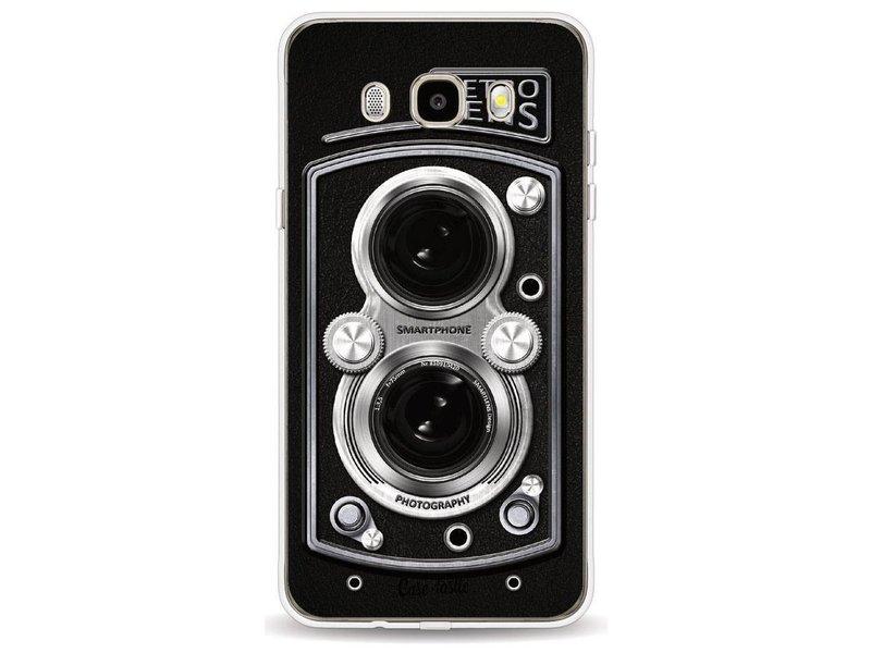 Casetastic Softcover Samsung Galaxy J5 (2016) - Camera Retro Lens