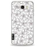 Casetastic Softcover Samsung Galaxy J5 (2016) - Cherry Blossom Pink