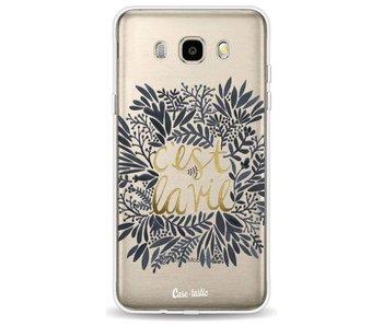 Cest La Vie BlackGold - Samsung Galaxy J5 (2016)