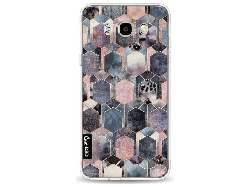 Casetastic Softcover Samsung Galaxy J5 (2016) - Art Deco Dream
