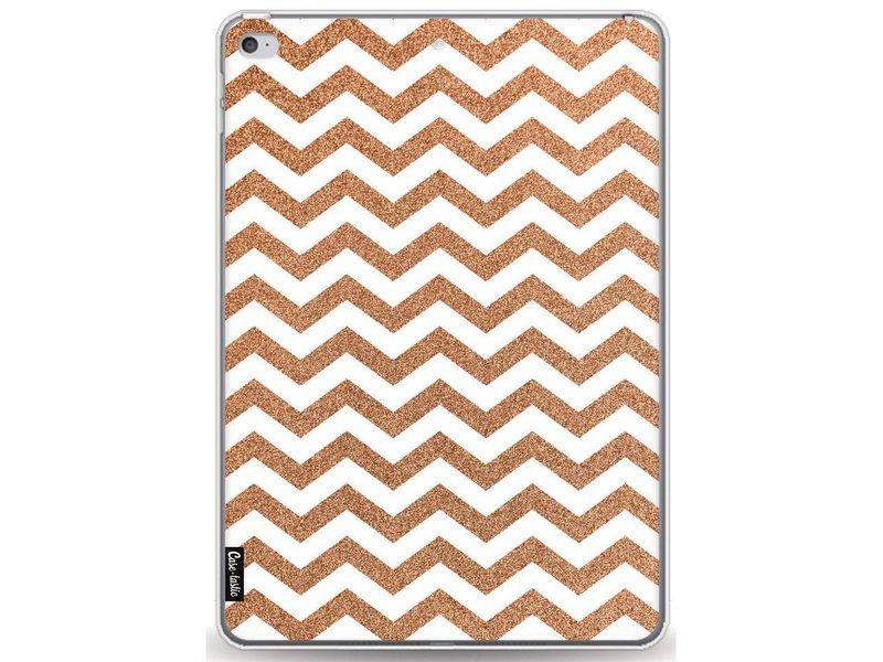Casetastic Softcover Apple iPad Pro 9.7 - Copper Chevron