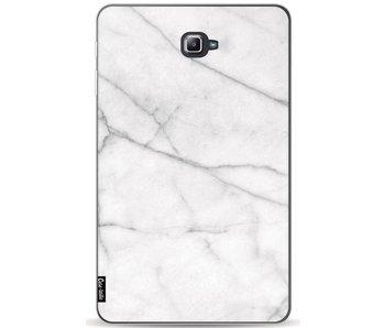 White Marble - Samsung Galaxy Tab A 10.1 (2016)