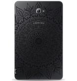 Casetastic Softcover Samsung Galaxy Tab A 10.1 (2016) - Black Mandala