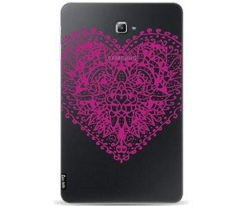 Doodle Heart - Samsung Galaxy Tab A 10.1 (2016)