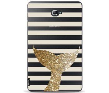 Glitter Sirene Tail - Samsung Galaxy Tab A 10.1 (2016)