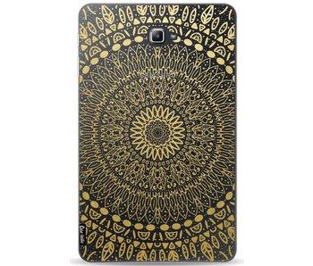 Gold Mandala - Samsung Galaxy Tab A 10.1 (2016)