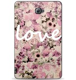 Casetastic Softcover Samsung Galaxy Tab A 10.1 (2016) - Romantic Love