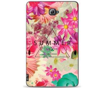 Summer Love Flowers - Samsung Galaxy Tab A 10.1 (2016)