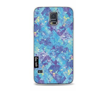 Sapphire Patchwork - Samsung Galaxy S5