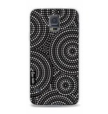 Casetastic Softcover Samsung Galaxy S5 - Aboriginal Art