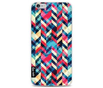 Zigzag Hipster - Apple iPhone 6 Plus / 6s Plus