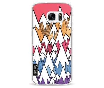 Mountains of Colour - Samsung Galaxy S7