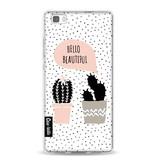 Casetastic Softcover Huawei P8 Lite - Cactus Love