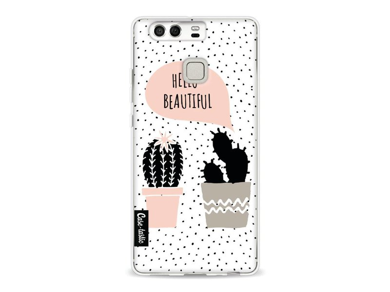 Casetastic Softcover Huawei P9  - Cactus Love