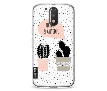 Cactus Love - Motorola Moto G4 / G4 Plus