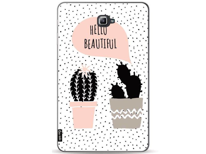 Casetastic Softcover Samsung Galaxy Tab A 10.1 (2016) - Cactus Love