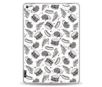 Drawn Junkfood - Apple iPad Pro 9.7