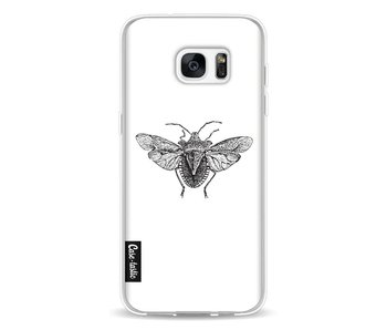 The Drawn Moth - Samsung Galaxy S7 Edge