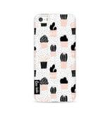 Casetastic Softcover Apple iPhone 5 / 5s / SE - Cactus Print