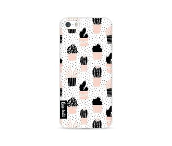 Cactus Print - Apple iPhone 5 / 5s / SE