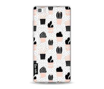 Cactus Print - Huawei P8 Lite