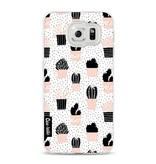 Casetastic Softcover Samsung Galaxy S6 - Cactus Print