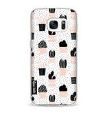 Casetastic Softcover Samsung Galaxy S7 - Cactus Print