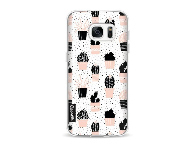 Casetastic Softcover Samsung Galaxy S7 - Cactus Print