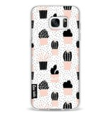 Casetastic Softcover Samsung Galaxy S7 Edge - Cactus Print
