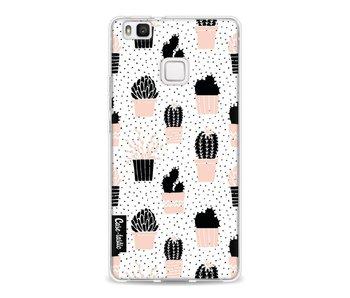 Cactus Print - Huawei P9 Lite