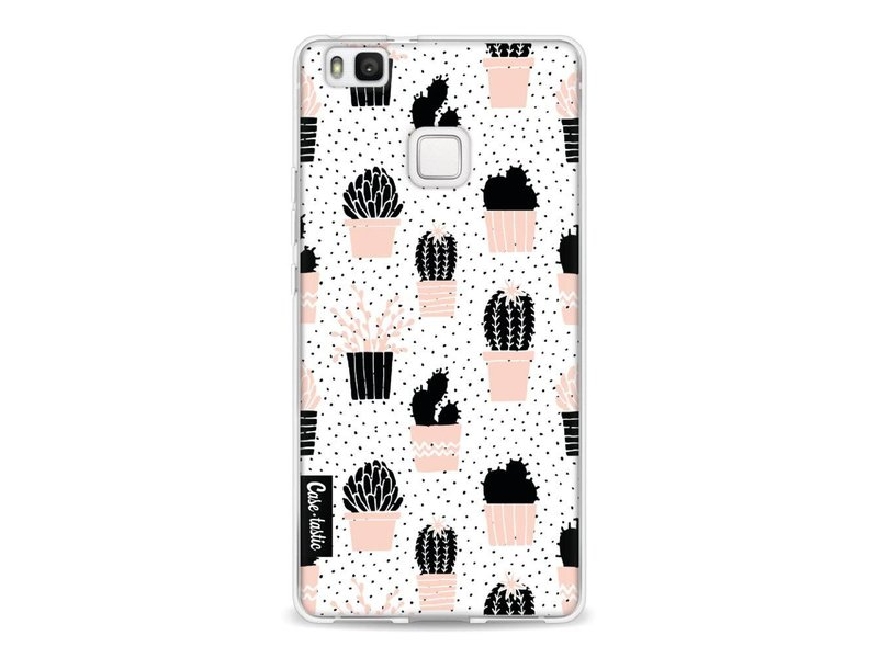 Casetastic Softcover Huawei P9 Lite - Cactus Print