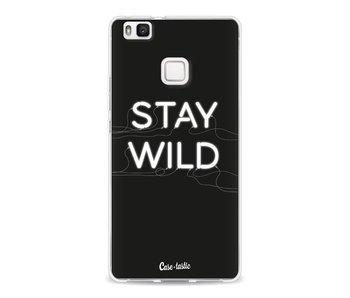 Stay Wild Neon - Huawei P9 Lite