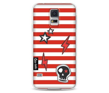 Red Patches - Samsung Galaxy S5