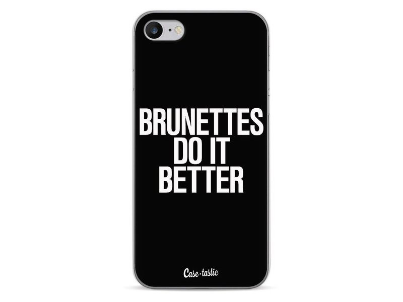 Casetastic Softcover Apple iPhone 7 - Brunettes Do It Better
