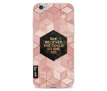 She Believed She Could So She Did - Apple iPhone 6 / 6s