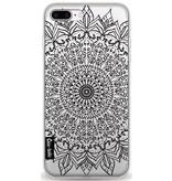 Casetastic Softcover Apple iPhone 7 Plus - Black Mandala