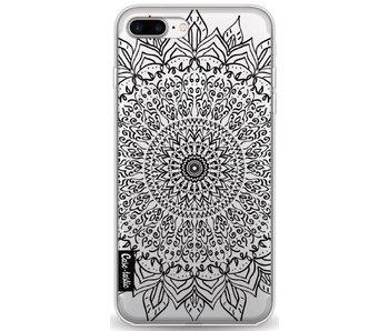 Black Mandala - Apple iPhone 7 Plus