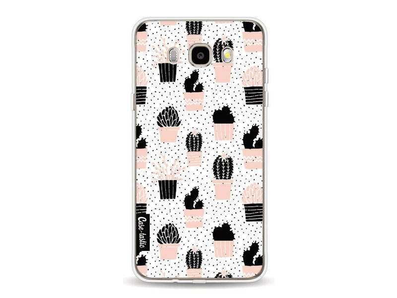 Casetastic Softcover Samsung Galaxy J5 (2016) - Cactus Print