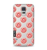 Casetastic Softcover Samsung Galaxy S5 - All The Donuts