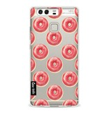Casetastic Softcover Huawei P9  - All The Donuts